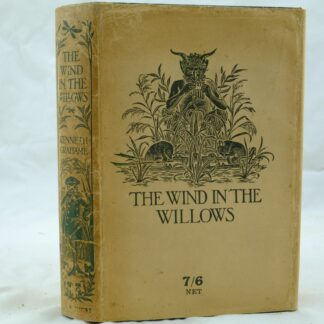 The Wind in the Willows by Kenneth Grahame repaired DJ