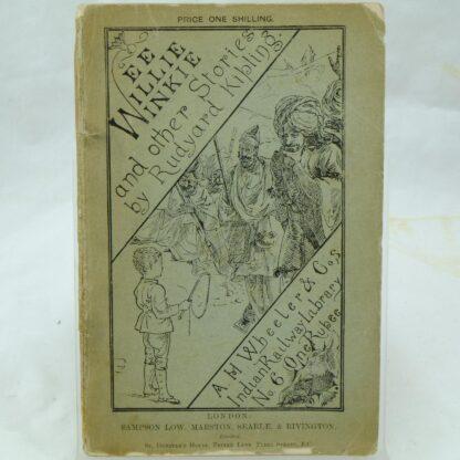 Wee Willie Winkie by Rudyard Kipling (2)