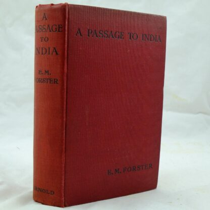 A Passage to India by E M Forster (7)