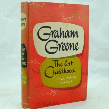 Graham Greene The Lost Chilhood (1)