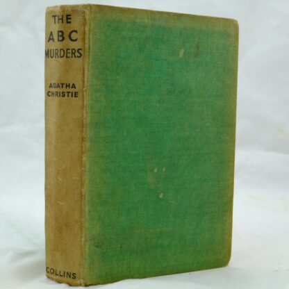 The A B C Murders by Agatha Christie (1)