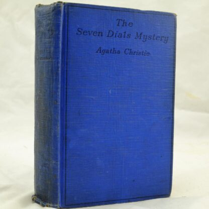The Seven Dials of Mystery by Agatha Christie (7)