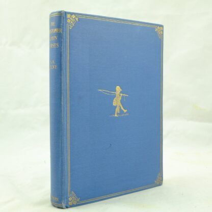 A. A. Milne The Christopher Robin Verses (1)
