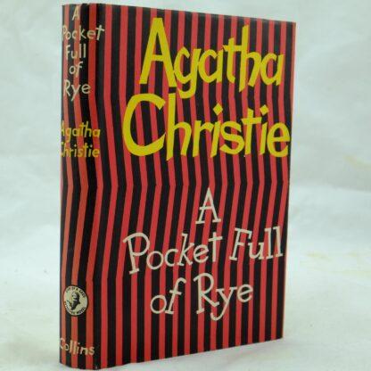 Agatha Christie A Pocket Full of Rye (2)