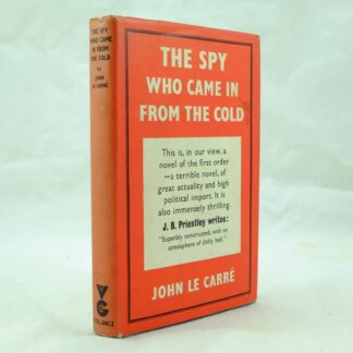 The Spy Who Came in from the Cold by John Le Carre DJ