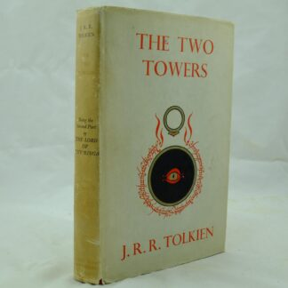 The Two Towers by J R R Tolkien 8th edition