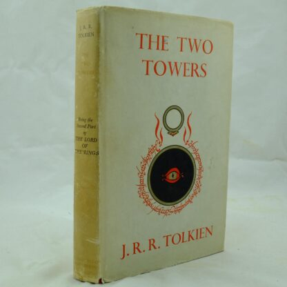the Two Towers by J R R Tolkien 8th edition (6)