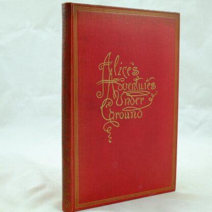 Alices Adventures Under Ground Lewis Carroll 2 (1)