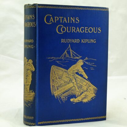 Captains Courageous by Rudyard Kipling 1st (7)