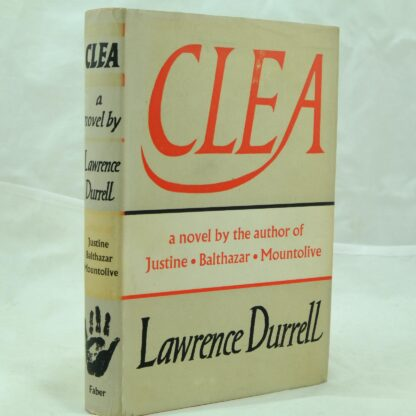 Clea by Lawrence Durrell (3)