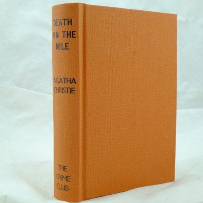 Death on the Nile Agatha Christie (2)