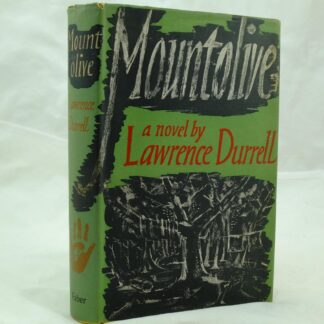 Lawrence Durrell Mountolive