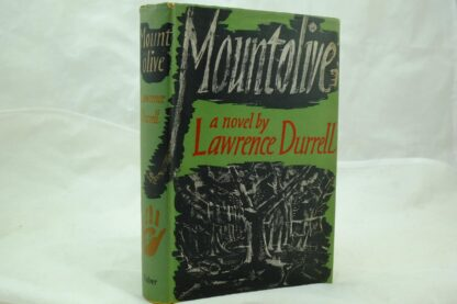 Lawrence Durrell Mountolive (1)