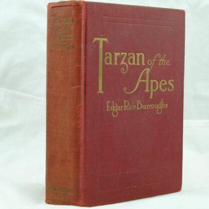 Tarzan of the Apes by Edgar Rice Burroughs (2)