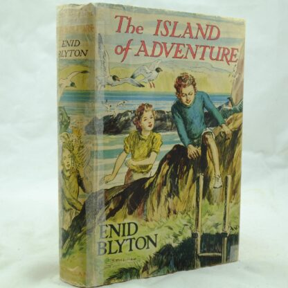 The Island of Adventure by Enid Blyton (8)
