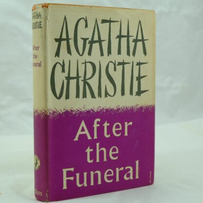 After The Funeral by Agatha Christie (2)