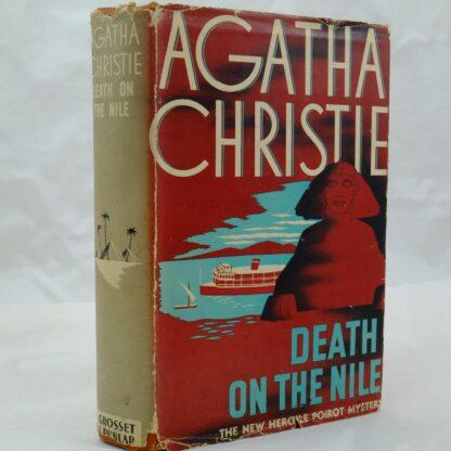 Agatha Christie Death on the Nile US edition (1)