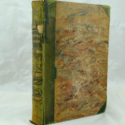 Charles Rudge by Charles Dickens (1)