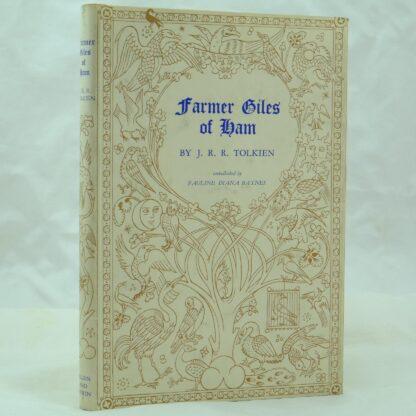 Farmer Giles of Ham by J R R Tolkien (3)