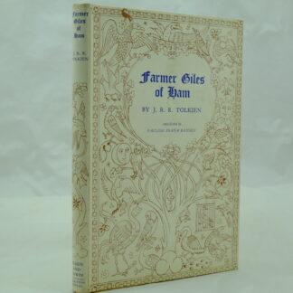 Farmer Giles of Ham by J R R Tolkien 4th 5th DJ