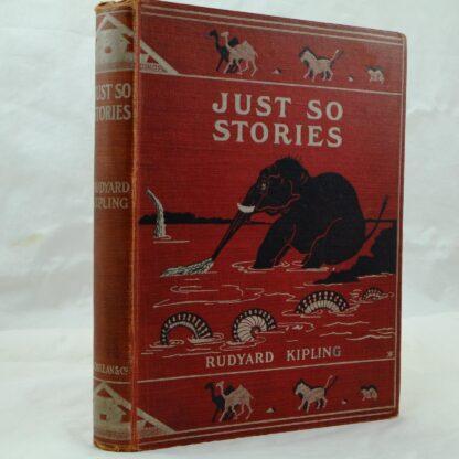 Just So Stories by Rudyard Kipling (7)