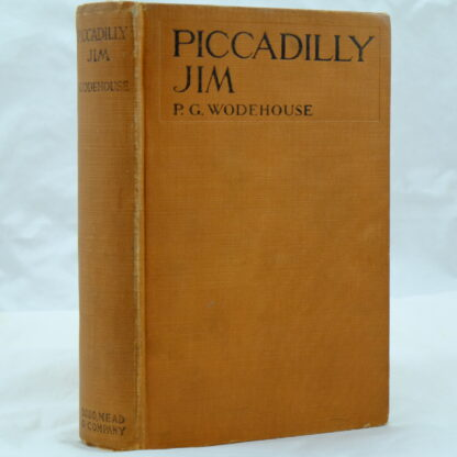 Piccadilly Jim by P G Wodehouse (1)