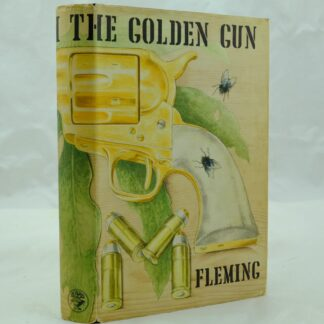 The Man with the Golden Gun by Ian Fleming 1st