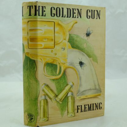The Man with the Golden Gun by Ian Fleming 1st (8)
