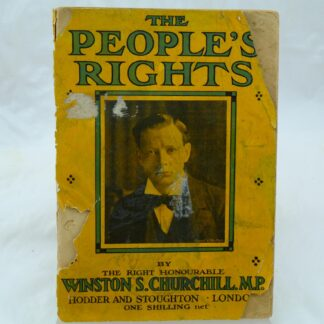 The People's Rights by Winston Churchill