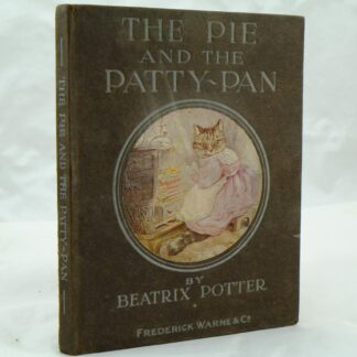 The Pie and the Patty-Pan by Beatrix Potter 1905