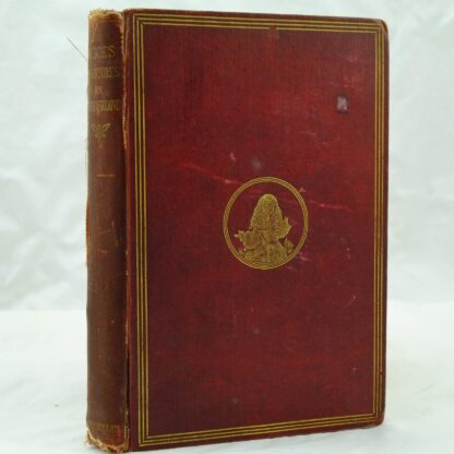 Alices Adventures in Wonderland by Lewis Carroll 18th thousandth (9)