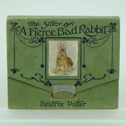 Beatrix Potter The Story of A Fierce Bad Rabbit (3)