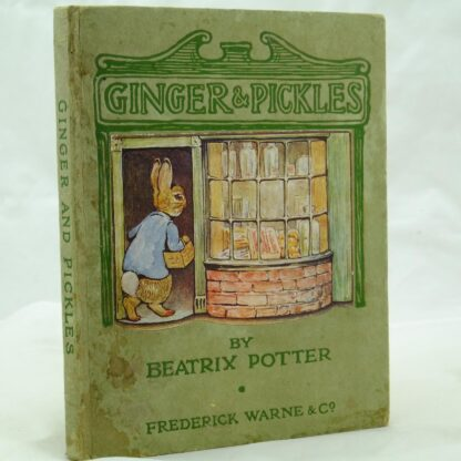 Ginger and Pickles by Beatrix Potter (1)
