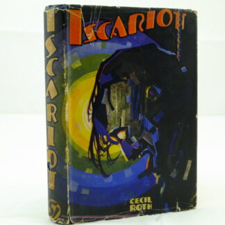 Iscariot by Cecil Roth