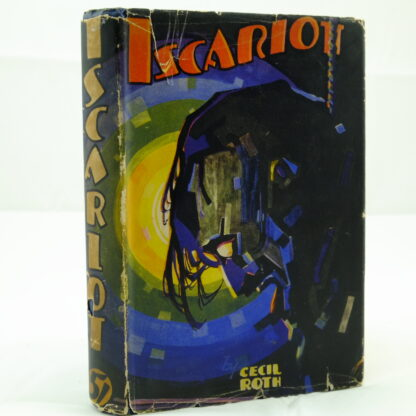 Iscariot by Cecil Roth (4)