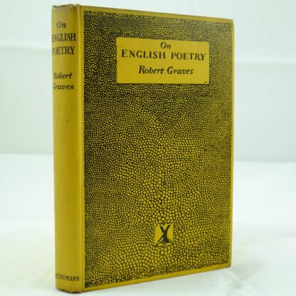 On English Poetry by Robert Graves (2)