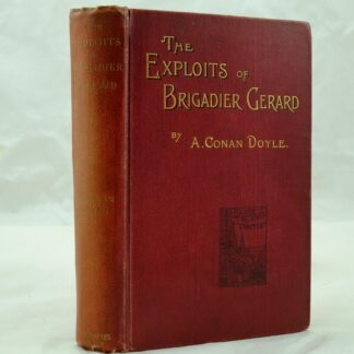 The Exploits of Brigadier Gerard by A C Doyle