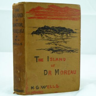 The Island of Dr Moreau by H G Wells