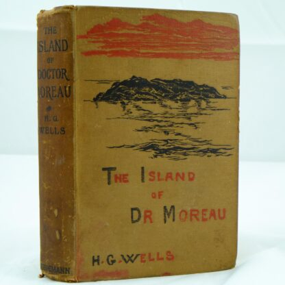 The Island of Dr Moreau by H G Wells (3)