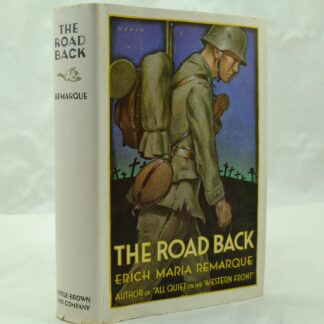 The Road Back by Erich Maria Remarkque (