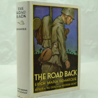 The Road Back by Erich Maria Remarkque (6)
