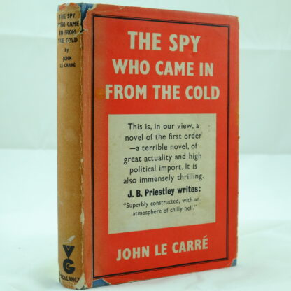 The Spy Who Came in from the Cold by John Le Carre (3)