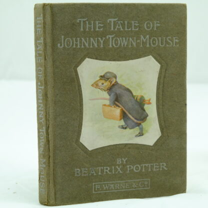 The Tale of Johnny Town Mouse Beatrix Potter (1)