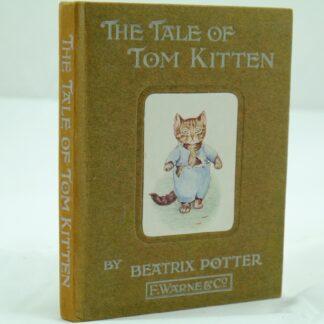 The Tale of Tom Kitten by Beatrix Potter vg