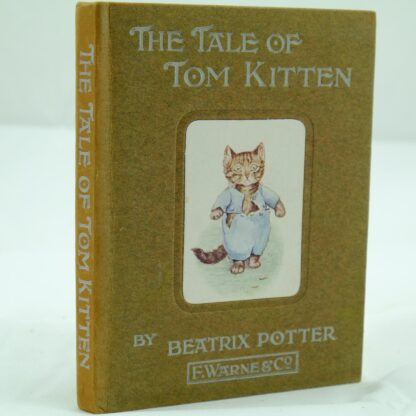 The Tale of Tom Kitten by Beatrix Potter vg (7)