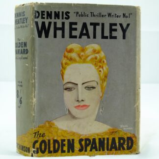 Dennis Wheatley The Golden Spaniard