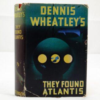 Dennis Wheatley They Found Atlantis
