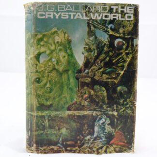 J G Ballard The Crystal World